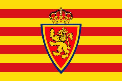 Bandera Reino de Aragón personalizada