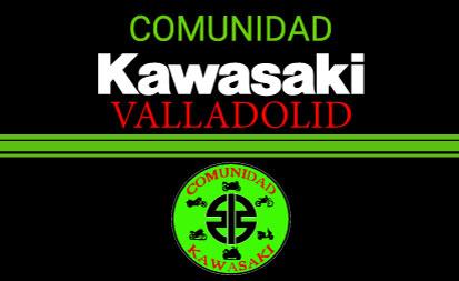 Bandera Comunidad Kawasaki Valladolid