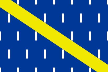 Bandera Chastre