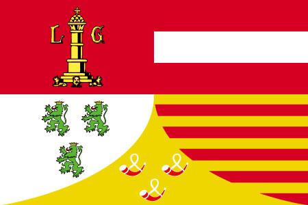 Bandera Province de Liège