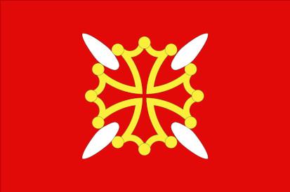Bandera Haute-Garonne