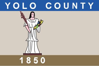 Bandera Condado de Yolo