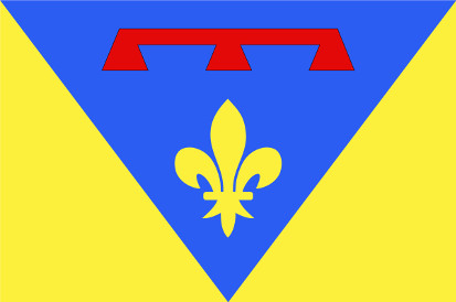 Bandera Bouches-du-Rhône