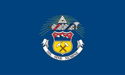 Bandera Colorado 1907