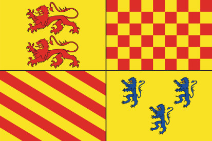 Bandera Corrèze