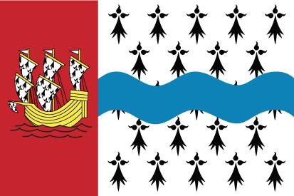 Bandera Pays Nantais