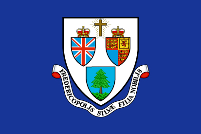 Bandera Fredericton