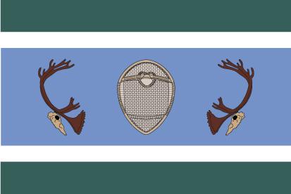 Bandera Nation innue de Québec et Labrador