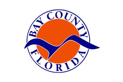 Bandera Condado de Bay
