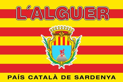 Bandera L'Alguer