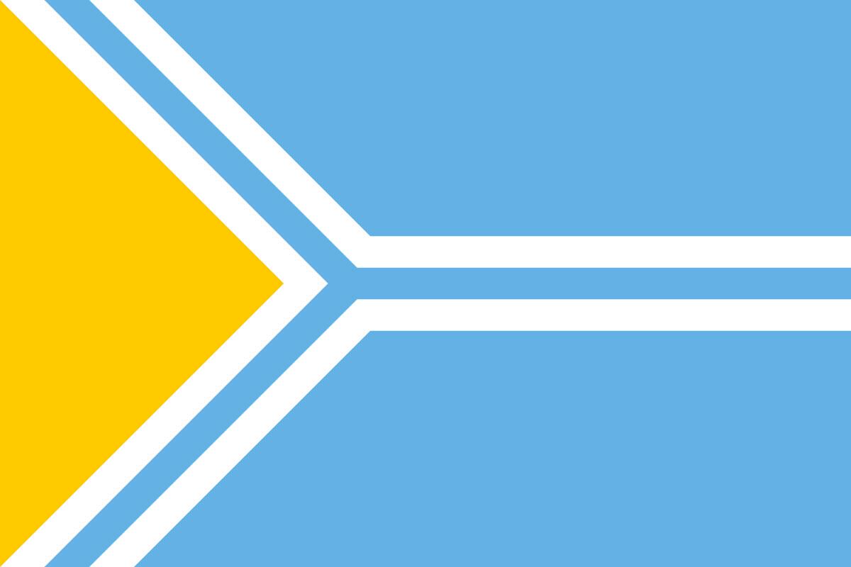 Bandera Touva