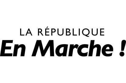 Bandera caminando en la República