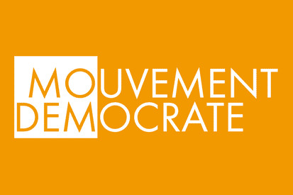 Bandera movimiento democrático