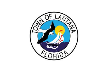 Bandera Lantana, Florida