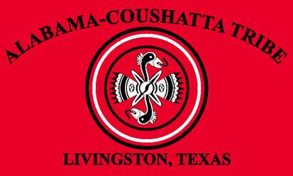 Bandera Alabama Coushatta