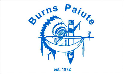 Bandera Burns Paiute