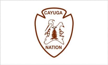Bandera Cayuga