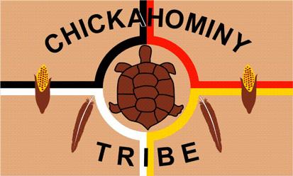 Bandera Chickahominy
