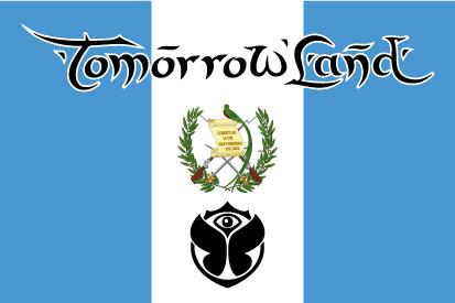 Bandera Tomorrowland Guatemala