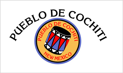 Bandera Cochiti Pueblo