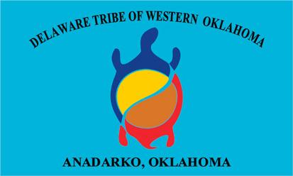 Bandera Delaware of Western Oklahoma
