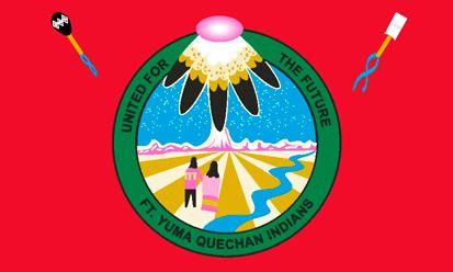 Bandera Ft. Yuma Quechan