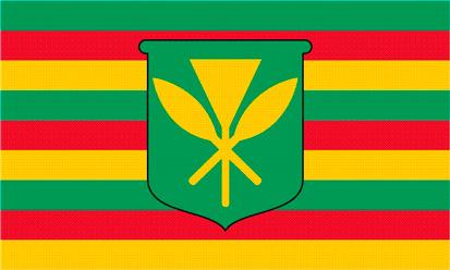 Bandera Kanaka Maoli