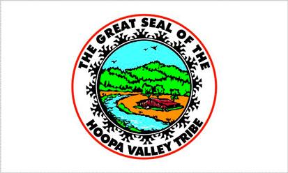Bandera Hoopa Valley