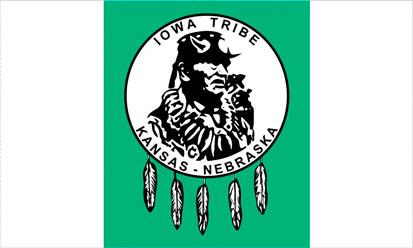 Bandera Iowa tribe of Kansas & Nebrasca