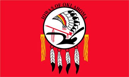 Bandera Iowas of Oklahoma