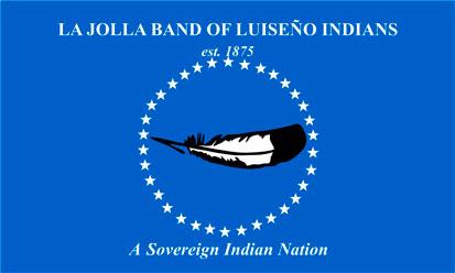 Bandera La Jolla Juiseno
