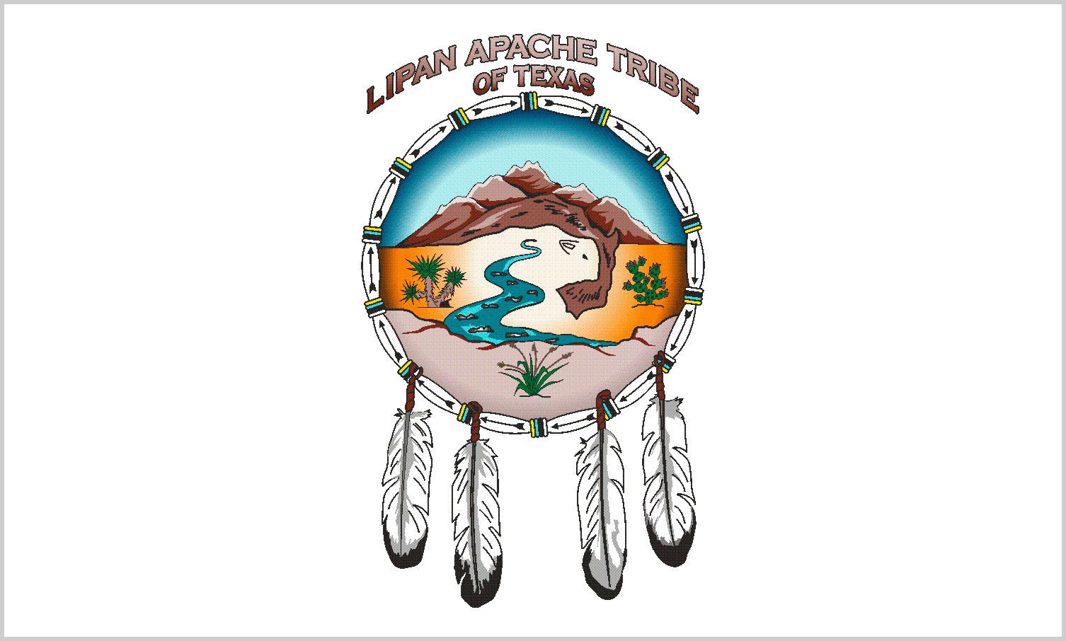 Bandera Lipan Apache Tribu de Texas