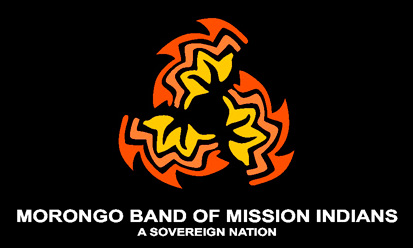 Bandera Morongo Band of Mission Indians