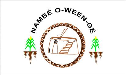 Bandera Nambe Pueblo