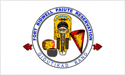 Bandera Northen Paiute Gidutikad