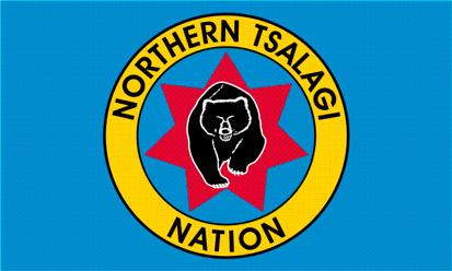 Bandera Northern Tsalagi