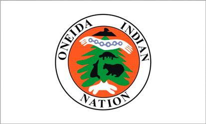 Bandera Nación Indigena de Oneida