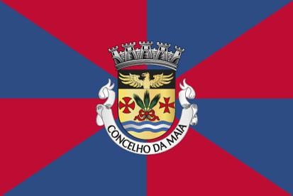 Bandera Maia