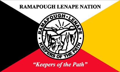 Bandera Rampanough Lenape