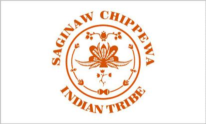 Bandera Saginaw Chippewa