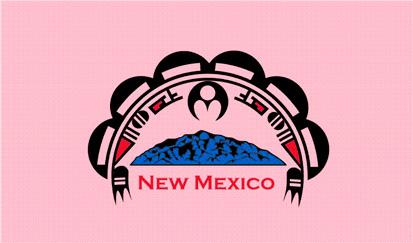 Bandera Sandia Pueblo