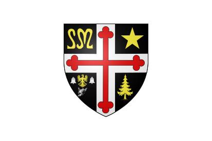 Bandera Bourg Saint Maurice