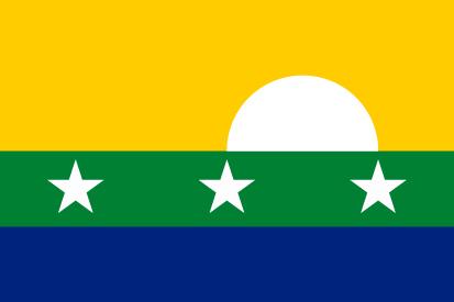Bandera Nueva Esparta