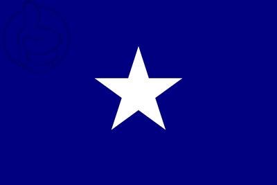Bandera Bonnie Blue