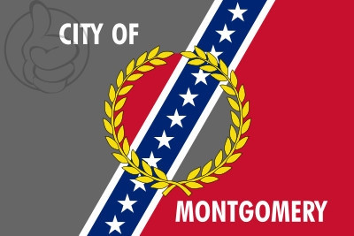 Bandera Montgomery, Alabama