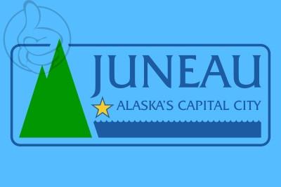 Bandera Juneau, Alaska