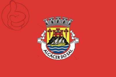Bandera Alcácer do Sal