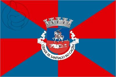 Bandera Santiago do Cacém