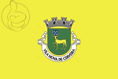 Bandera Vila Nova de Cerveira