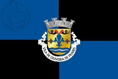 Bandera Oliveira de Frades